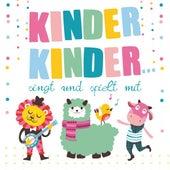 Kinder Kinder... Singt und spielt mit by Various Artists