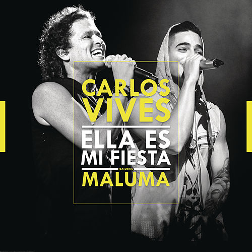 Ella Es Mi Fiesta (Remix) by Carlos Vives