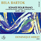 Bartok - Sonata for piano by Dominique Merlet