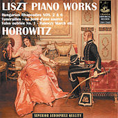 Liszt Piano Works by Vladimir Horowitz