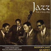 Jazz for a Lazy Day by Modern Jazz Quartet