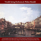J.S. Bach, Pachelbel,  Vivaldi, Albinoni, Beethoven, Schubert, Mendelssohn & Walter Rinaldi: Air on the G String, Canon in D, Violin Concerto, Cello Concerto, Adagio in G minor, Piano Works and String Orchestra Works - Vol.II by Vivaldi String Orchestra