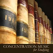 Concentration Music for Studying - Instrumental Study Music for Exam Study, to Focus on Learning, Improve Concentration and Brain Power by Concentration Music Ensemble