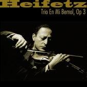 Beethoven: Trio en mi bémol, Op. 3 by Gregor Piatigorsky