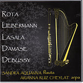 Rota - Liebermann - Lasala - Damase - Debussy by Arianna Ruiz Cheylat