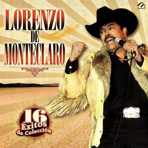 16 Éxitos de Colección by Lorenzo De Monteclaro