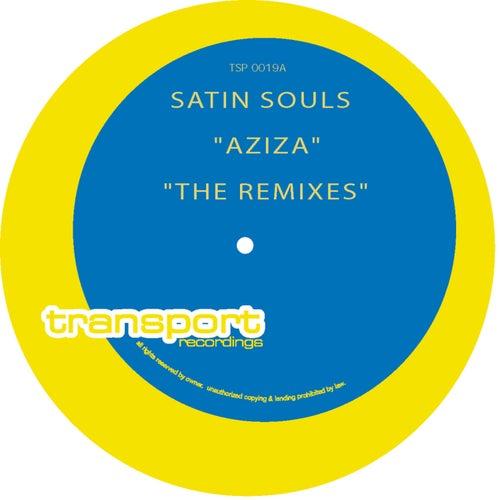 Aziza - The Remixes by Satin Souls