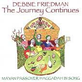 The Journey Continues by Debbie Friedman
