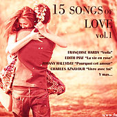 15 Songs Of Love, Vol. 1 by Various Artists