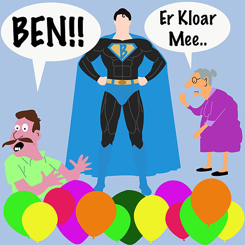 Er Kloar Mee - Single von Ben