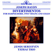 Haydn: Divertimentos for Harpsichord, Two Violins and Cello by Janos Sebestyen