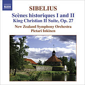 SIBELIUS: Scenes historiques I and II / King Christian II Suite by New Zealand Symphony Orchestra
