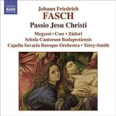 FASCH: Passio Jesu Christi / Suite in D minor by Various Artists