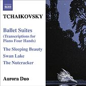 TCHAIKOVSKY: Ballet Suites (Transcriptions for Piano 4 Hands) by Aurora Duo