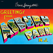 Greetings From Asbury Park, N.J. by Bruce Springsteen