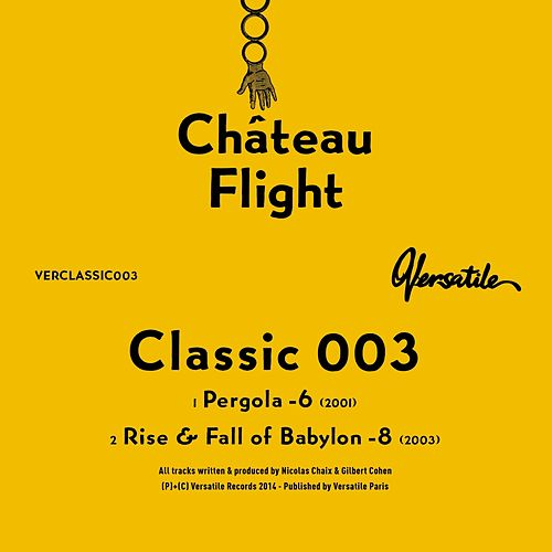 Classic 003 by Chateau Flight