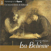 La Bohéme - Giacomo Puccini by Various Artists