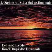 Debussy: La Mer - Ravel: Rapsodie Espagnole by Various Artists
