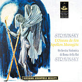 Stravisnky: L'oiseau De Feu & Apollon Mausagète von Igor Stravinsky
