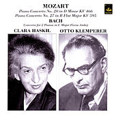 Mozart: Piano Concerto Nos. 20 & 27 - Bach: Concertos for 2 Pianos Bwv 1061 by Various Artists