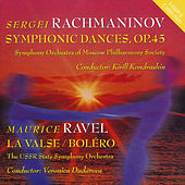 Rachmaninoff: Symphonic Dances - Ravel: La valse - Bolero by Various Artists
