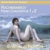 Rachmaninoff: Piano Concertos No. 1 & 2 by Sviatoslav Richter