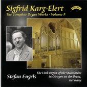 The Complete Organ Works of Sigfrid Karg-Elert, Vol. 9 - The Link Organ of the Stadtkirche in Giengen an Der Brenz, Germany by Stefan Engels