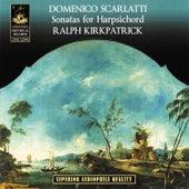 Scarlatti: Sonatas for Harpischord by Ralph Kirkpatrick