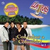 Con Sabor a Colombia Vol. 2 by Los Llayras