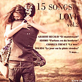 15 Songs Of Love, Vol. 2 by Various Artists