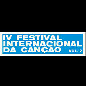 Iv Festival Internacional da Canção, Vol. 2 (Ao Vivo) by Various Artists