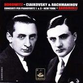 Piano Concertos Nos 1 & 3 by Vladimir Horowitz