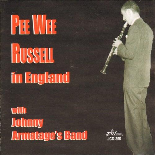 Pee Wee Russell in England von Pee Wee Russell