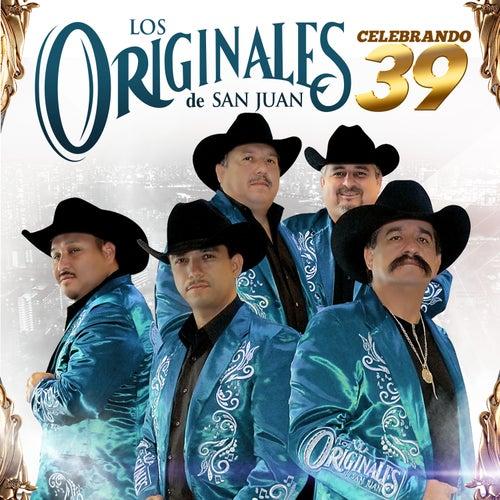 Celebrando 39 by Los Originales De San Juan