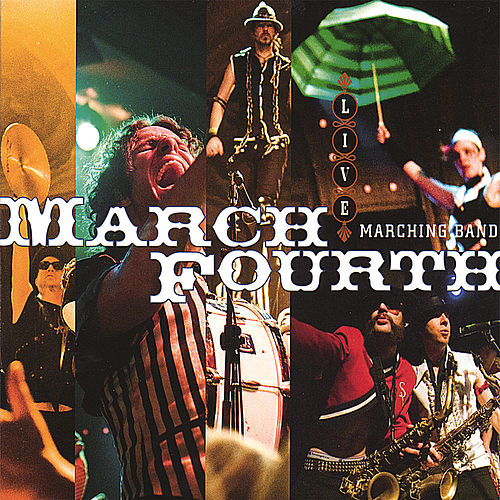 Live by Marchfourth Marching Band