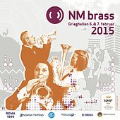 NM Brass 2015 - 1. divisjon by Various Artists