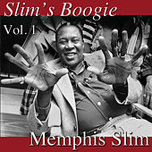 Slim's Boogie, Vol. 1 by Memphis Slim