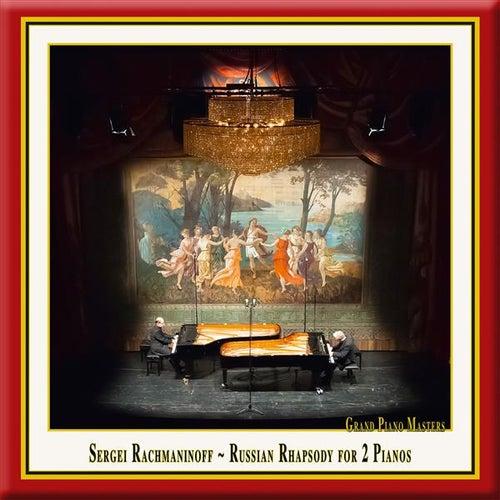 Rachmaninoff: Russian Rhapsody for 2 Pianos by Duo Reine Elisabeth