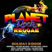Planet Rock Reggae Vol. 1 (Holiday Riddim) by Various Artists