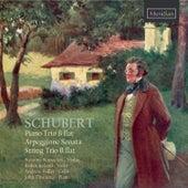 Franz Schubert: Piano Trio B flat, Arpeggione Sonata, String Trio B flat by The Primrose Piano Quartet