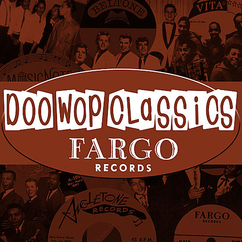 Doo-Wop Classics Vol. 2 [Fargo Records] by Various Artists