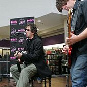 Stormy Weather – Live HMV Session by Echo and the Bunnymen