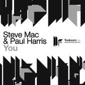You by Steve Mac