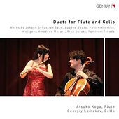Duets for Flute & Cello by Various Artists
