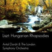 Liszt: Hungarian Rhapsodies von London Symphony Orchestra