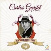 Sus 50 Mejores Tangos by Carlos Gardel