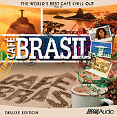 The World's Best Café Chill out Vol. 8: Café Brasil (Deluxe Edition) by Global Journey