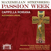 Steinberg: Passion Week by Various Artists
