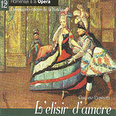 L'elisir d'amore - Gaetano Donizetti by Various Artists