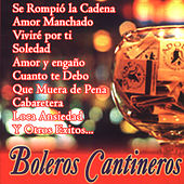 Boleros Cantineros by Various Artists
